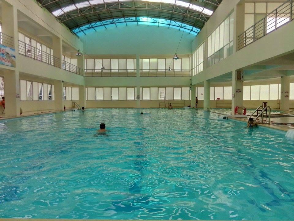 Xây dựng bể bơi bốn mùa