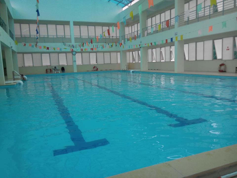 Bể bơi bốn mùa, địa chỉ bơi lội tuyết vời