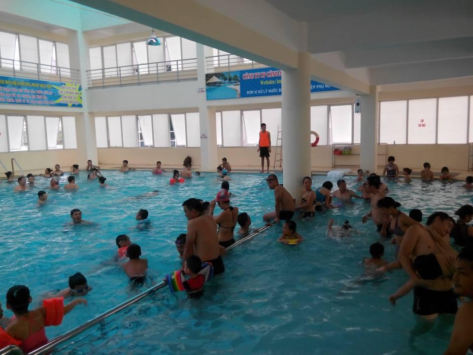 Tư vấn xây dựng bể bơi