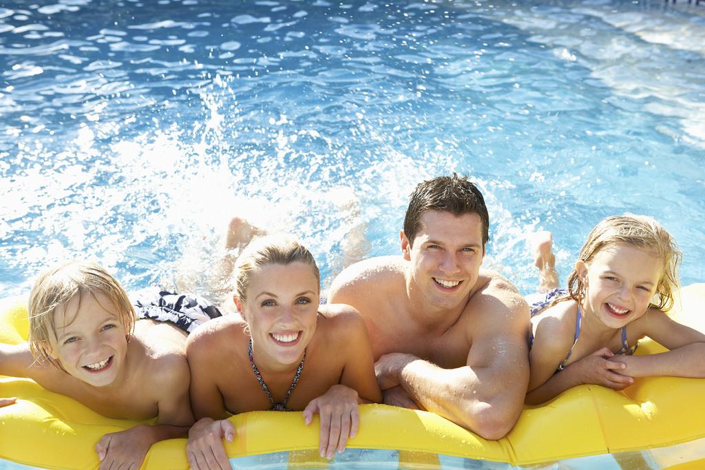Giảm áp lực trong cuộc sống từ bơi lội