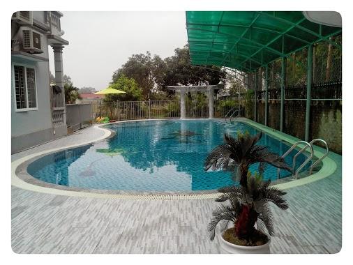 Chi phí xây dựng bể bơi gia đình tiết kiệm