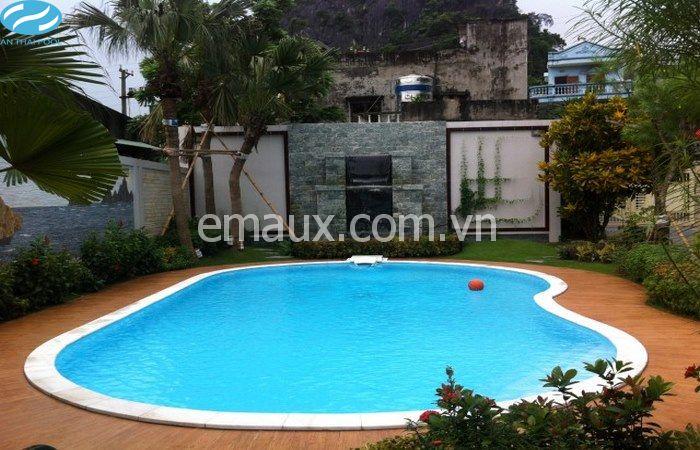 Xây dựng bể bơi, thiết kế bể bơi chuyên nghiệp