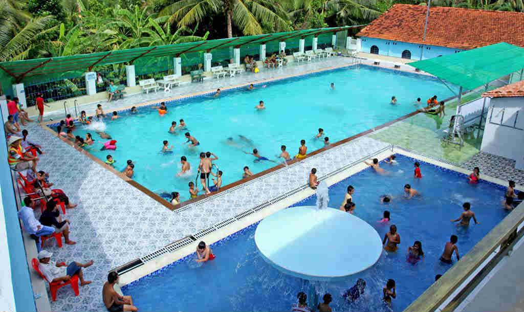 Tiêu chuẩn diện tích trong thiết kế bể bơi kinh doanh